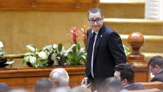 Victor Ponta anunță că Pro România ar putea declanșa moțiunea de cenzură, dacă guvernul nu renunță la ordonanța din sănătate