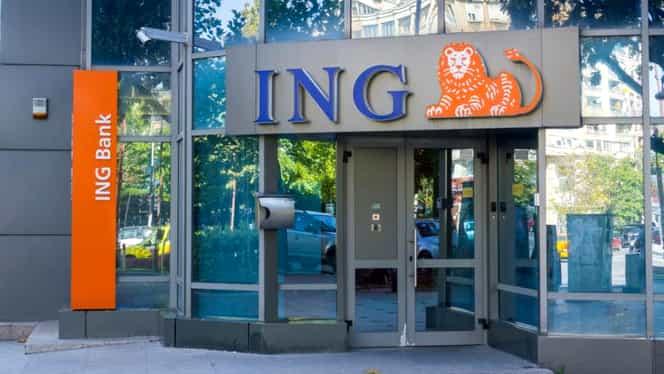 ING, modificări revoluționare! Se vor retrage bani de la bancomat fără card. Comisioanele se schimbă