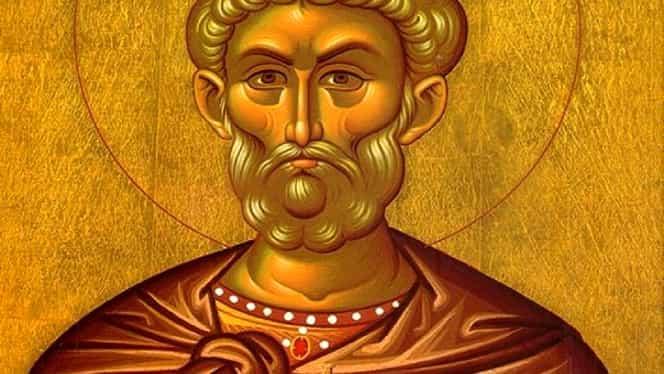 Calendar ortodox luni, 11 noiembrie 2019. Biserica îl pomenește pe Sfântul Mina, făcătorul de minuni, protectorul celor păgubiți