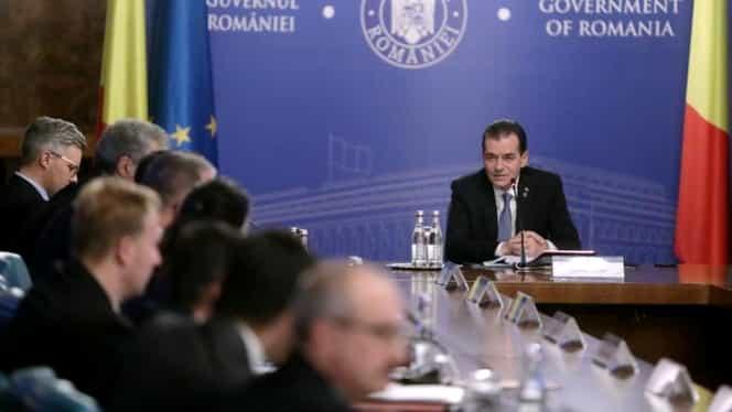 Guvernul Orban își asumă răspunderea în Parlament pentru modificarea legilor justiției. Șeful Cancelariei premierului a făcut anunțul