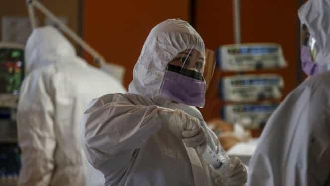 Alexandru Rafila, despre criza din spitale: 20% din cazurile de coronavirus sunt în rândul personalului medical