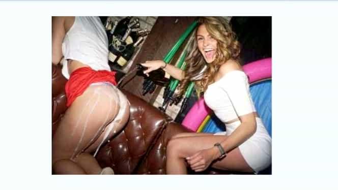 GALERIE FOTO. Doamne, CE DEZMĂŢ! Imaginile DESFRÎULUI şi perversităţii de neimaginat, într-un club din Bucureşti