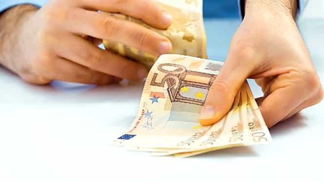 Cursul valutar BNR de azi, 25 iulie. Ce surpriză ne-a făcut moneda euro!