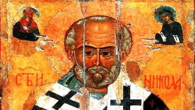 Calendar ortodox 6 decembrie. Este preaslăvit Sfântul Nicolae, vestitorul iernii