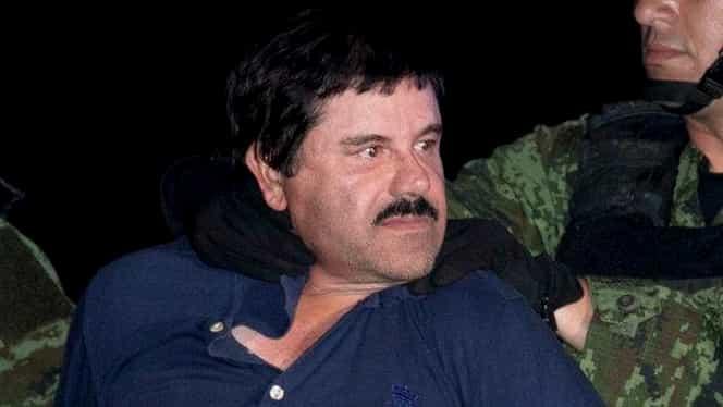 Cel mai mare traficant de droguri, El Chapo, a început să plângă în sala de judecată