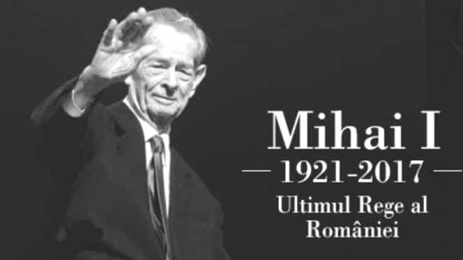 Parastas la 2 ani de la moartea Regelui Mihai. Ceremonia va avea loc la Curtea de Argeș