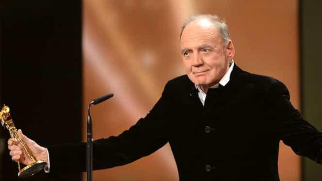 """A murit actorul Bruno Ganz, interpretul lui Hitler în filmul """"Downfall"""""""