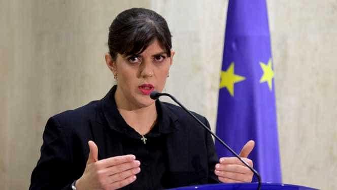S-a întâmplat cel mai negru coșmar a lui Liviu Dragnea. Laura Codruța Kovesi a fost confirmată UE!