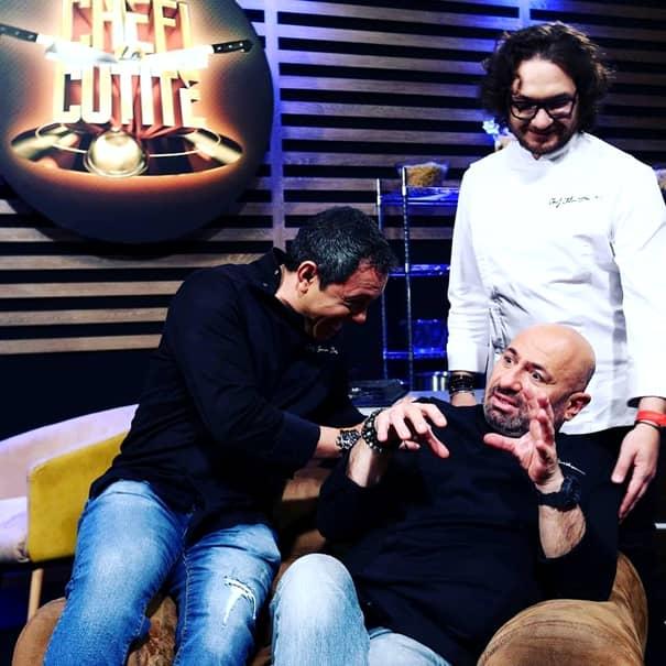 Florin Dumitrescu are probleme de sănătate, chiar înainte de finala Chefi la cuțite