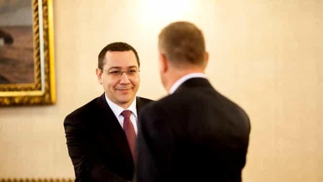 """Victor Ponta știe de ce a fost huiduit Klaus Iohannis la Iași: """"Nimeni nu mai este dispus să creadă promisiuni goale"""""""