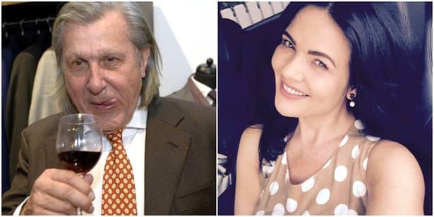 Ilie Năstase s-a mutat cu Ioana Simion