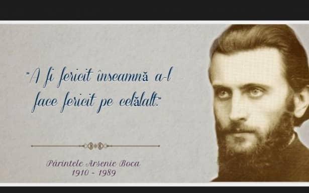 Arsenie Boca a fost nu numai trimisul lui Dumnezeu pe pământ, dar și un foarte bun psiholog și cunoscător de oameni și de aceea un pericol permanent pentru dictatura comunistă