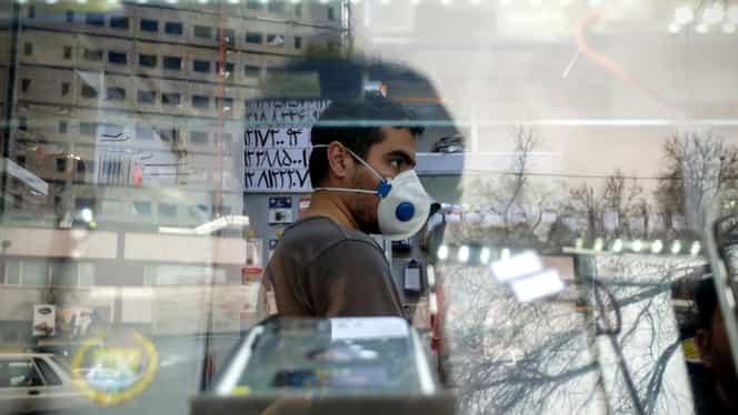 Iran, cea mai afectată țară de coronavirus, după China! 43 de decese, sute de îmbolnăviri