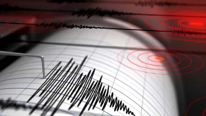 Cutremur de 3,2 grade în zona Vrancea, în această dimineață. INFP: Seismul, produs la 113 kilometri adâncime