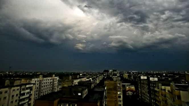 Un cilcon se îndreptă spre România! Ce zone vor fi lovite