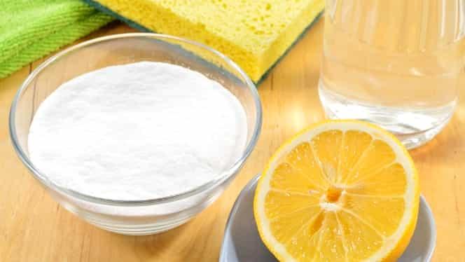 Cura cu bicarbonat de sodiu și lămâie care previne cancerul și diabetul! Dieta revoluționară care te ajută să și slăbești