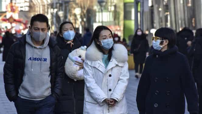 Orașe întregi din China sunt în carantină. Epidemia a început să se răspândească în restul lumii