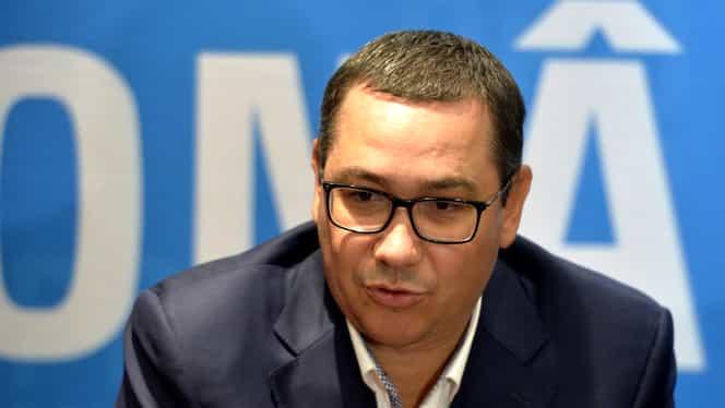 """Victor Ponta, atac fără precedent! """"Dacă va candida Dragnea, va fi blat cu Iohannis"""""""