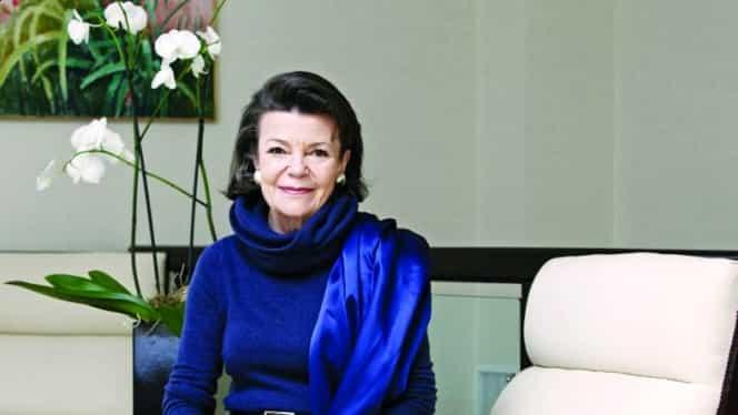 A murit Prinţesa Marina Sturdza. În aprilie îl întâmpina în România pe Prinţul Charles