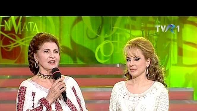 Irina Loghin, soacră mică. Fiica ei se căsătoreşte într-o rochie semnată Bianca Drăguşanu