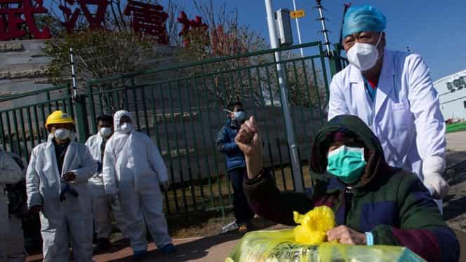 Cel mai amplu studiu realizat de cercetătorii chinezi cu privire la coronavirus: Bătrânii și persoanele cu boli cardiovasculare, printre cele mai expluse la epidemie