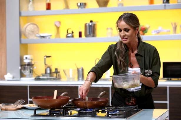 Diana Munteanu, invitatul surpriză al primului episod din sezonul 7 al Chefi la cuțite