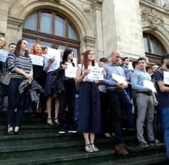 """Proteste magistrați! Revoltă totală: """"Așa ceva nu se mai poate, e amnistie pe bucăţi"""". Lista unităților care au suspendat activitatea"""