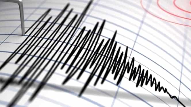 Cutremur în Vrancea! Ce magnitudine a avut seismul de miercuri și unde s-a simțit