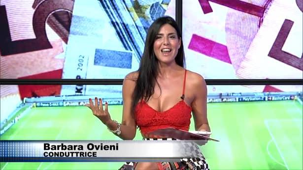 GAFA ANULUI LA TV! Prezentatoarea şi-a ridicat fusta în direct! MAI MAREA RUŞINEA! S-a văzut TOT, TOT