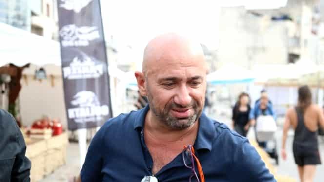 Iubita lui Cătălin Scărlătescu a ajuns de urgență la spital! Medicii au legat-o de targă