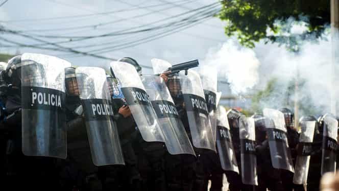 Clipe de teroare într-un penitenciar din Honduras! 18 morți și zeci de răniți după ce două clanuri rivale s-au luat la bătaie