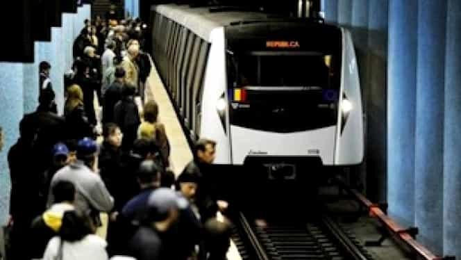 O nouă tentativă de sinucidere la metrou! Circulația la stația Lujerului a fost oprită! Care e starea sinucigașului