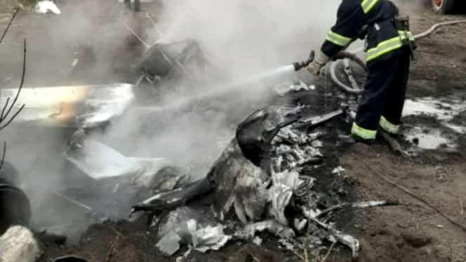 Fost ministru al Agriculturii mort în accident de elicopter! Aparatul de zbor s-a făcut praf la contactul cu pământul