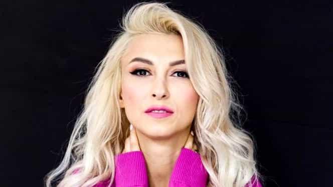 Andreea Bălan a anunțat cum o va boteza pe fiica sa! Ce nume va avea al doilea copil al cântăreței