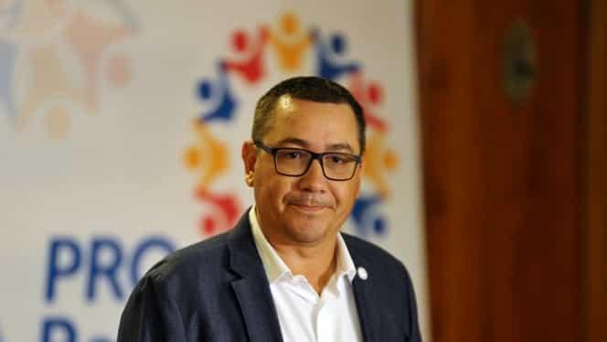 """Victor Ponta cere alegeri anticipate odată cu alegerile locale. """"Nu putem sta în anul 2020 într-o criză politică"""""""