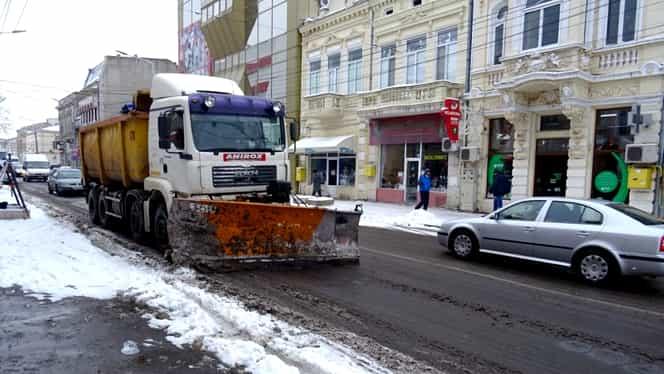 Prognoza meteo luni, 30 decembrie. Cum va fi vremea în București, Brașov, Cluj-Napoca și Iași. Unde va ninge