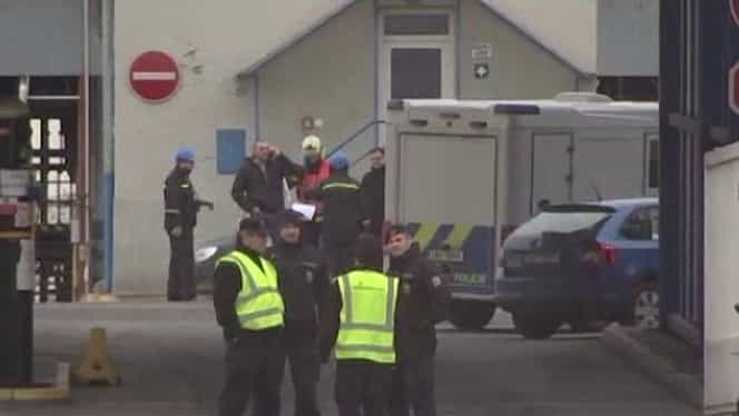 Video. Explozie puternică în Cehia. Cinci români au murit. Anunţul MAE