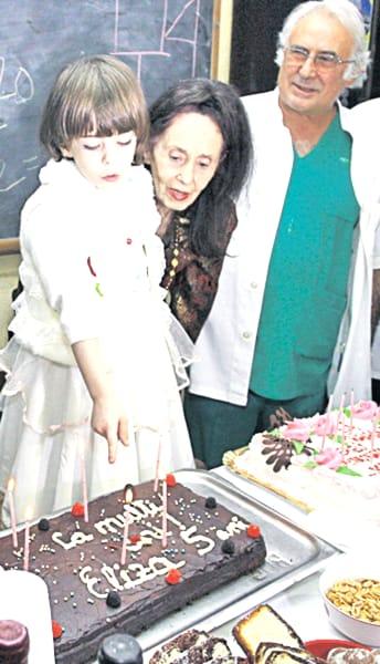 Adriana Iliescu a fost alături de fiica sa, zilele acestea, în timpul evaluării naționale.