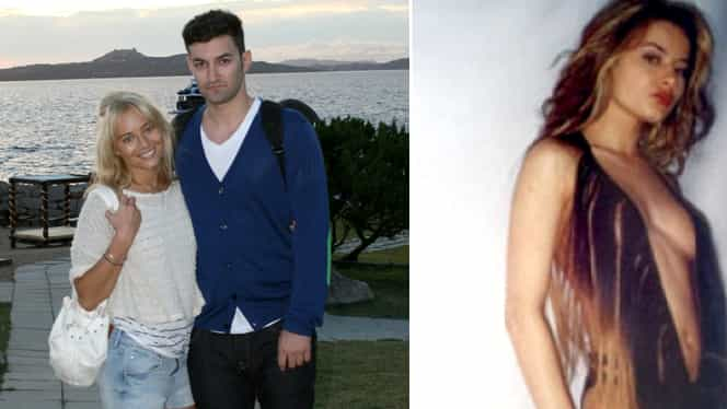 Imagini rare! Cum poza Laura Cosoi în tinereţe, înainte să devină celebră, fără haine!