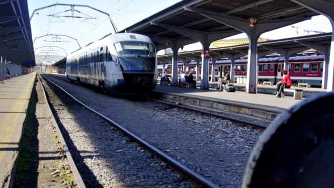 Ordonanța militară suspendă un număr important de trenuri din țară. Anunțul CFR Călători