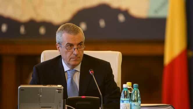 Călin Popescu Tăriceanu, croșeu pentru liberali! ALDE, interzis la anticipate