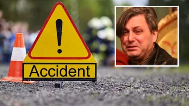 """Cine era în maşină cu Cornel Galeş când s-a produs accidentul mortal: """"Mi-a spus că nu ar fi condus el"""""""