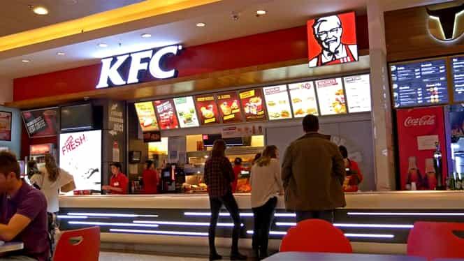 KFC a luat măsuri după controlul de la ANPC! Toate mașinile de gheață au fost oprite