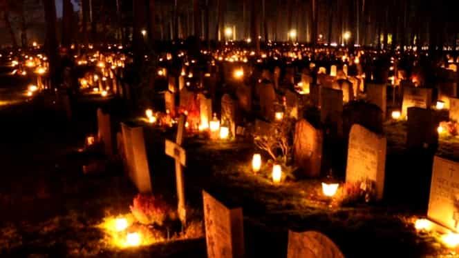 Halloween-ul românilor este mâine. De ce se sărbătorește Sâmbăta Morților și ce semnificație are!