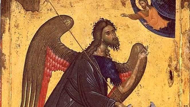 Calendar ortodox 7 ianuarie: Sfântul Prooroc Ioan Botezătorul