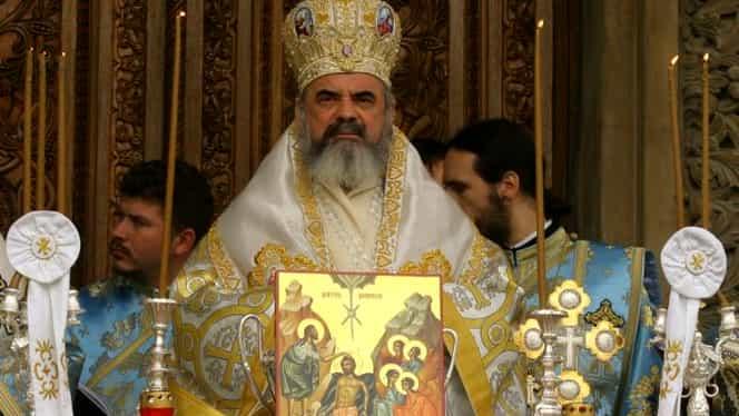 """Patriarhul Daniel: """"Bogăția nu e rea în sine, pentru că vine de la Dumnezeu"""""""