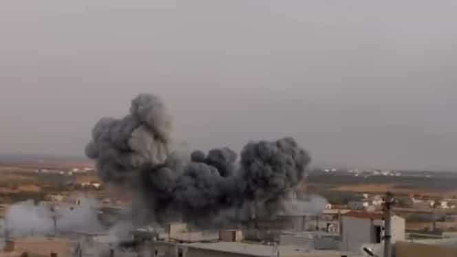 Zeci de militari turci au murit în urma unui raid aerian al Siriei. Atacul a avut loc în nord-vestul Turciei