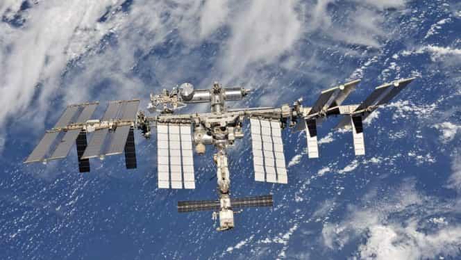 Astronauții nu se pot infecta cu coronavirus! Stația Spațială NASA este cel mai sigur loc pe durata pandemiei