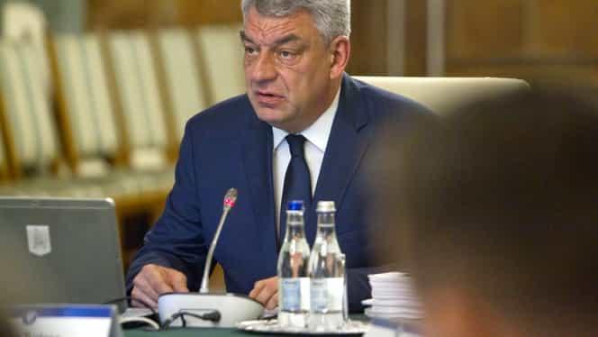 """Mihai Tudose, prima reacție după revenirea în PSD! Fostul premier nu va ocupa o funcție de conducere: """"Nu sunt bolnav de așa ceva"""""""