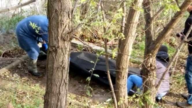 Cadavru descoperit într-o pădure din Timișoara. Câțiva bicicliști au observat trupul neînsuflețit